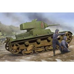 SOVIET T-26 LIGHT INFANTRY TANK MOD.1933 1/35