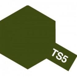 Acryl spuitbus plastics olive drab TS-5 100ml.