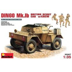 DINGO MK.IB CAR/w CREW 1/35