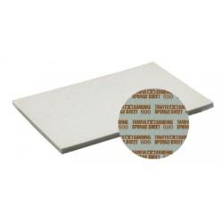 Flexibele schuur/polijst spons sheet 600