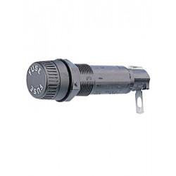 Zekeringhouder  32mm paneel