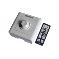 Led (wand) controller met afst.bed.12V