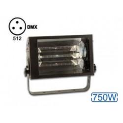 DMX stroboscoop 750watt