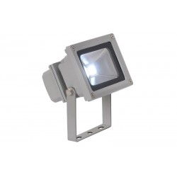 10W LED buitenlamp grijs WW