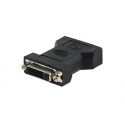 DVI femVGA male adapter