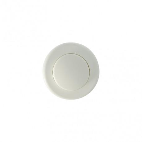 voetschakelaar wit 50mm