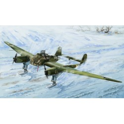 Great Wall Hobby Focke Wulf FW 189A-1 W 1/48