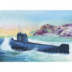 """K-19 Soviet Nuclear Submarine """"Hotel"""" Class 1:350"""
