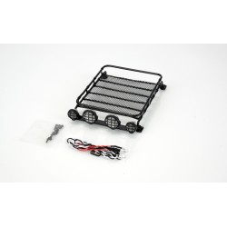 1/10 dakbagage-drager met LED verlichting