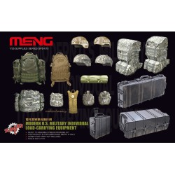 MODERN U.S MILITARY CARRYING EQUIPMENT 1/35