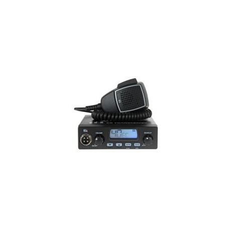 12/24V (!) CB 40ch 4W AM/FM