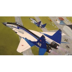 MIG-29 THE SWIFTS 1/144
