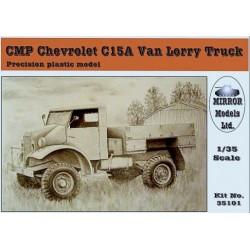 CMP C15A LORRY VAN TRUCK 1/35