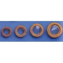 patrijspoorten 10mm 10st