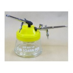 airbrush spuitreiniger 3in1