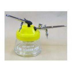 airbrush spuitreiniger 3in1
