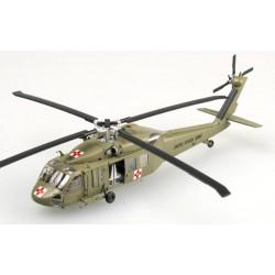VOORGEBOUWDE UH-60A BLACKHAWK 1/72