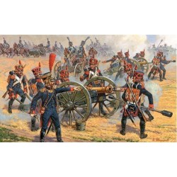 FRENCH ARTILLERY 1/72