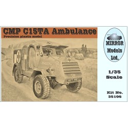 CMP C15TA ARMORED AMBULANCE 1/35