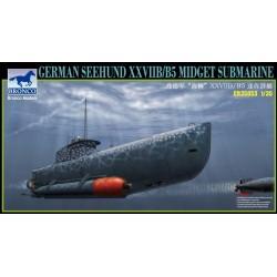 GERMAN SEEHUND XXVIIB/B5 SUB 1/35