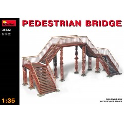 PEDESTRIAN BRIDGE 1/35