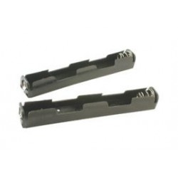 Batterijhouder  2x penlite (lang)