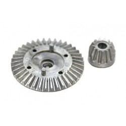 Bevel gear set (38/13)