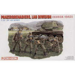 PANZERGRENADIERS KURSK 1/35
