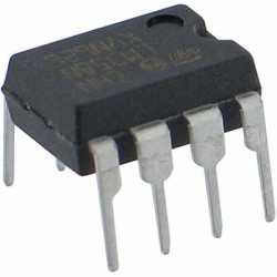 Ds75452n dual nand/nor open coll. dil-8