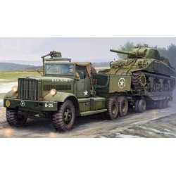 MERIT US M19 TRANSPORTER 1/35