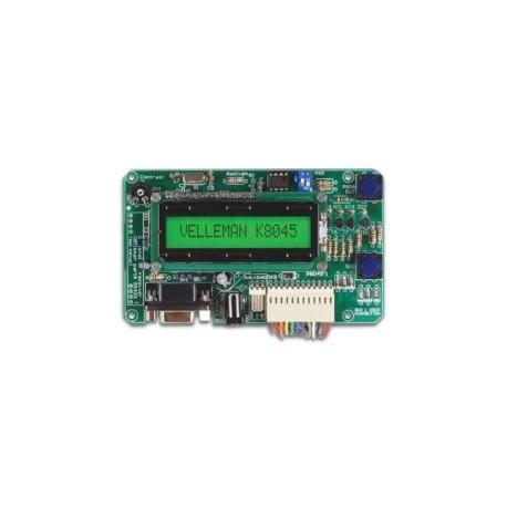 kit programmeerbaar LCD bord
