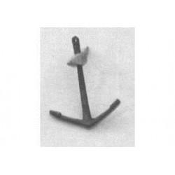 stockanker metaal 20x18 mm