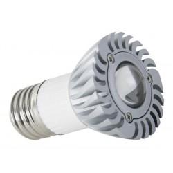 230V lamp E27 3W WW