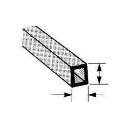 ABS kokerprofiel 7,9x6,4 mm L-38,5CM