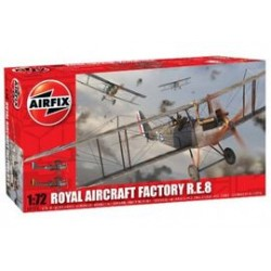 Royal Aircraft RE8 1/72