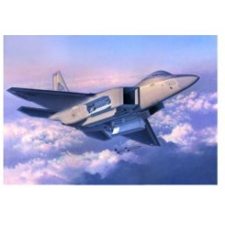 LOCKHEED F-22 A 1/72