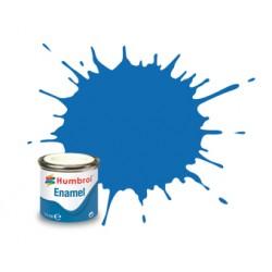 Humbrol Enamel 52 metaal blauw 14ml. (Revell 98)