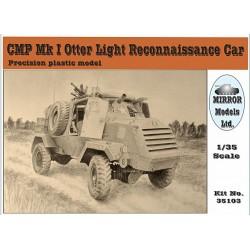 CMP MKI OTTER RECCE CAR 1/35