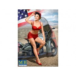 AMERICAN BEATY MARYLIN 1/24