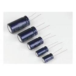 radiaal elco 2.2u/350v 8x11mm
