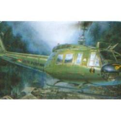 UH-1D SLICK 1:48