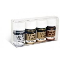 Liquid gold set