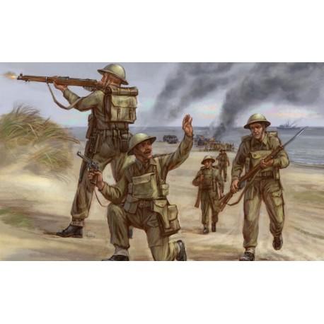 WWII BRITISH INFANTRY 39-45 1/72