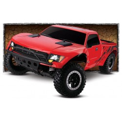 (orig. trx nr!!) FORD F-150 SVT RAPTOR REPLICA 1/10 XL-5 2WD Shourt Course racing truck TQ 2,4Ghz