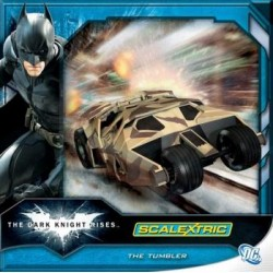 Slotrace auto The Batman Tumbler 1/32