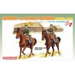 GERMAN 1ST. CAVALRY 1/35