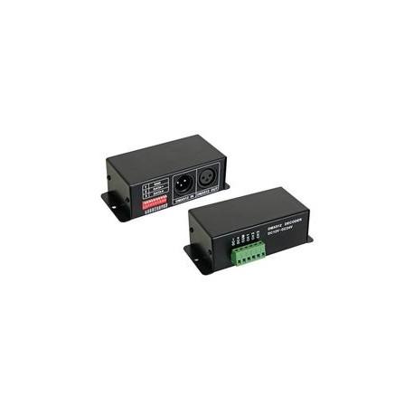 12/24V Ledstrip DMX controller