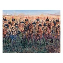 BRITISH LIGHT CAVALRY 1815