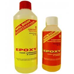 Langzame Epoxy voor lamineren 300 gram