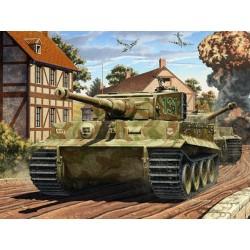 TIGER I NORMANDY INV. 1/35